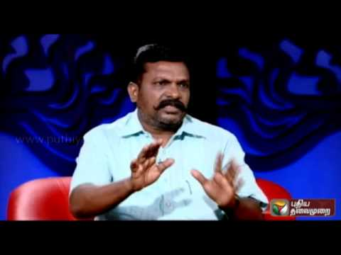 Thirumavalavan President of the (VCK) in Agni paritchai (02/05/2015)