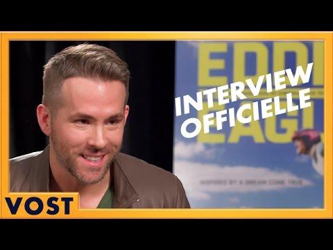 Eddie The Eagle - RyanReynolds Interview HughJackman [Officielle] VOST HD
