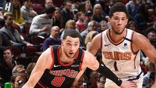 Phoenix Suns vs Chicago Bulls - Full Game Highlights   February 22, 2020   2019-20 NBA Season