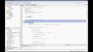 كيفية إنشاء دردشة بسيطة العميل w/ واجهة المستخدم الرسومية في جافا #2