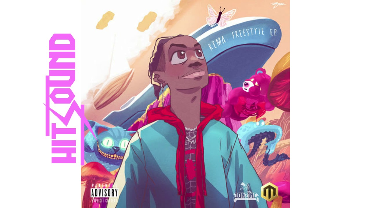 Download [INSTRUMENTAL] Rema - Trap Out The Submarine (Prod. HitSound)🚢