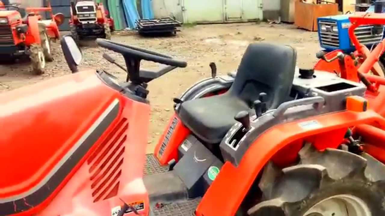 Япония Фирменный магазин Садовой техники ISEKI в Японии ч 1 - YouTube