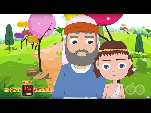 David and His Harp - Bible Stories For Children