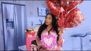 SURPRISING MY PREGNANT GIRLFRIEND ON VALENTINES DAY! | WoWigsHair