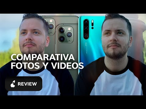 iphone-11-pro-vs-huawei-p30-pro-cámara,-comparativa-de-fotos-y-video