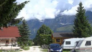 Kur Camping Grimmingsicht Bad Mittendorf Itävalta 7 2014