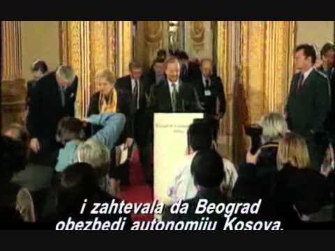 Pad Miloševića -- Kosovo (1/3)
