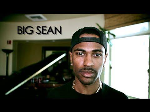 Big Sean talks