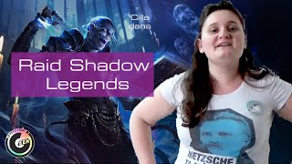 Raid Shadow Legends : le jeu mobile