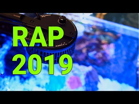 Reef-A-Palooza Reef Aquarium Show - California 2019
