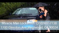 Miracle Man Locksmith  Westwood, CA 90024 (310)907-7738