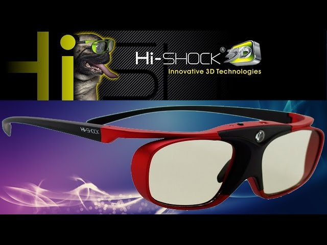 8656896847855 Top 10 Active 3D Glasses of 2019