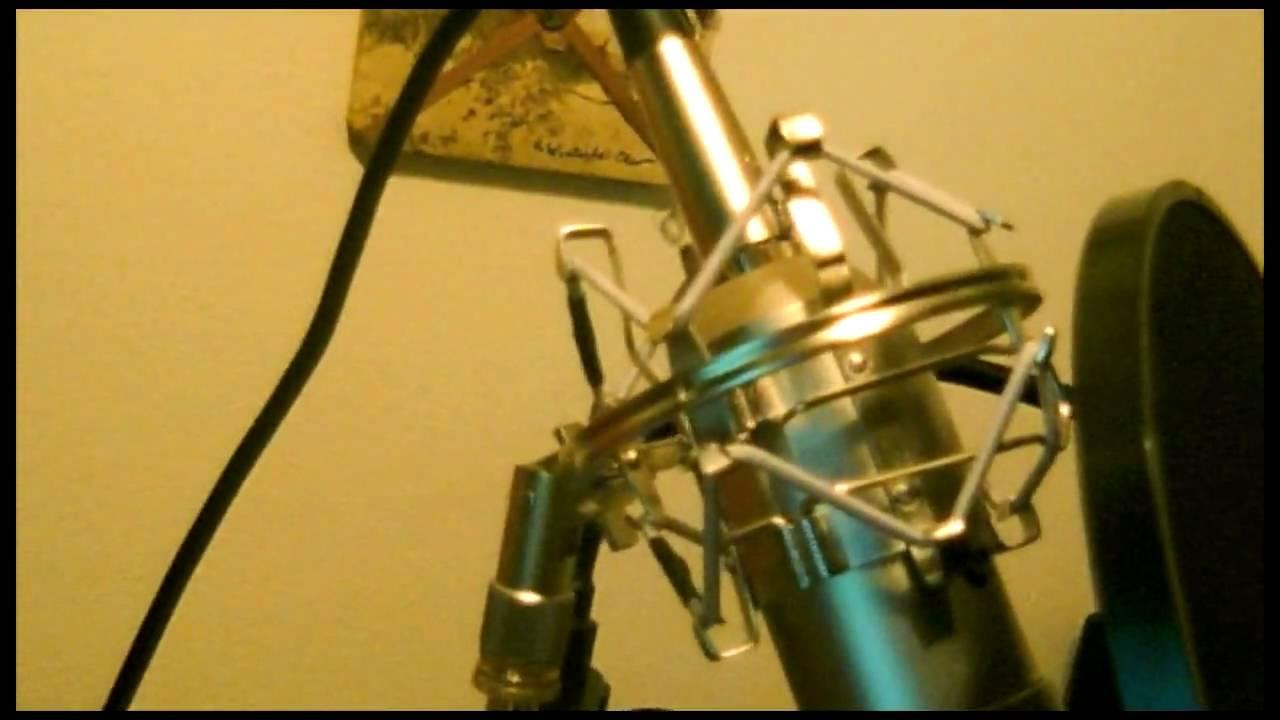 Small Recording Setup On Mac Mini Youtube Studio Live 2010