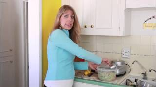 Raw Brussels Sprout Salad:tasty Tuesdays Episode 14