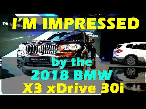 (2018) BMW X3 xDrive 30i Launch Test Drive Event #bmwx32018 #bmwmalaysia
