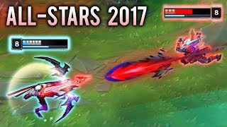 The Most Unbelievable Pro Outplays from All Stars 2017