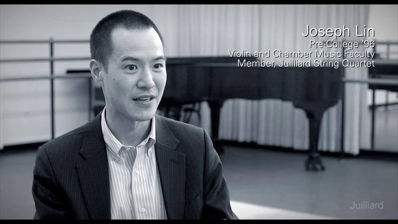 Juilliard Snapshot: Joseph Lin's Musical Philosophy