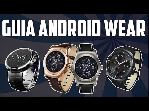 Guía de compra definitiva Android Wear