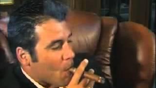 Курение сигары