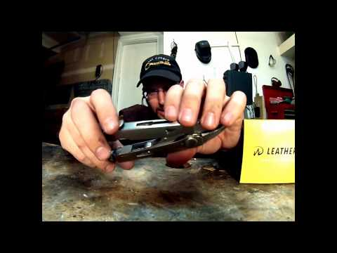 Best Multi-Tool Leatherman Crunch Review Vice Grips Pliers