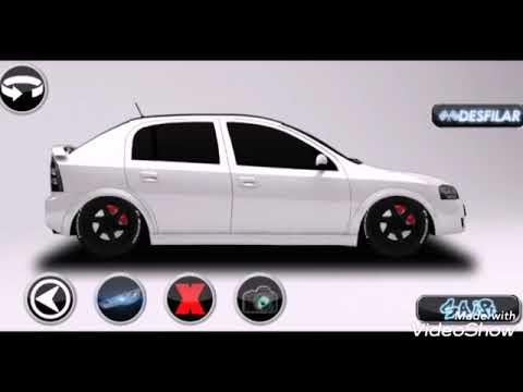Chevrolet Astra 2.0 Tunado - Tuning Brasil 3D