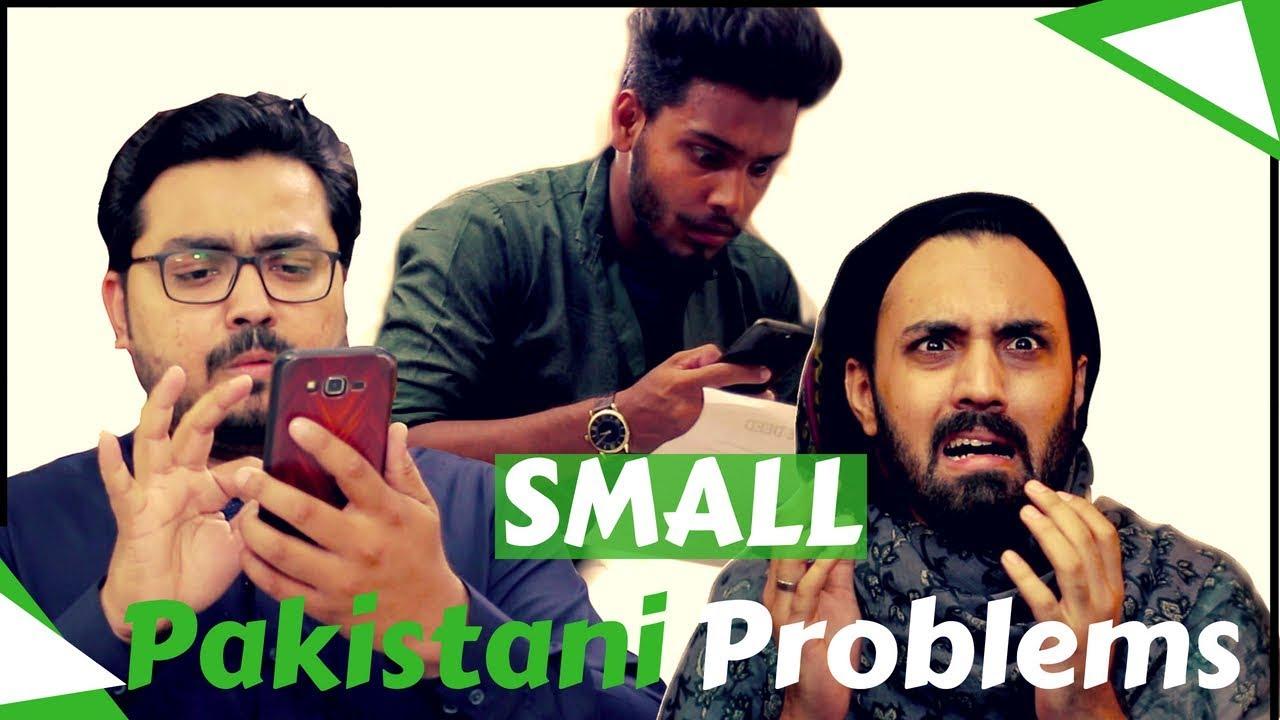 Small Pakistani Problems | The Idiotz | Funny