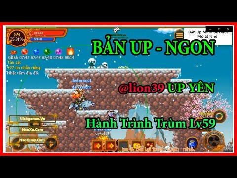 tai ninja school online hack cho may tinh - ►Ninja School Online | @lion39 Lên Lv59...Chia Sẻ Bản Hack 102 - Up Phê Như Con Tê Tê