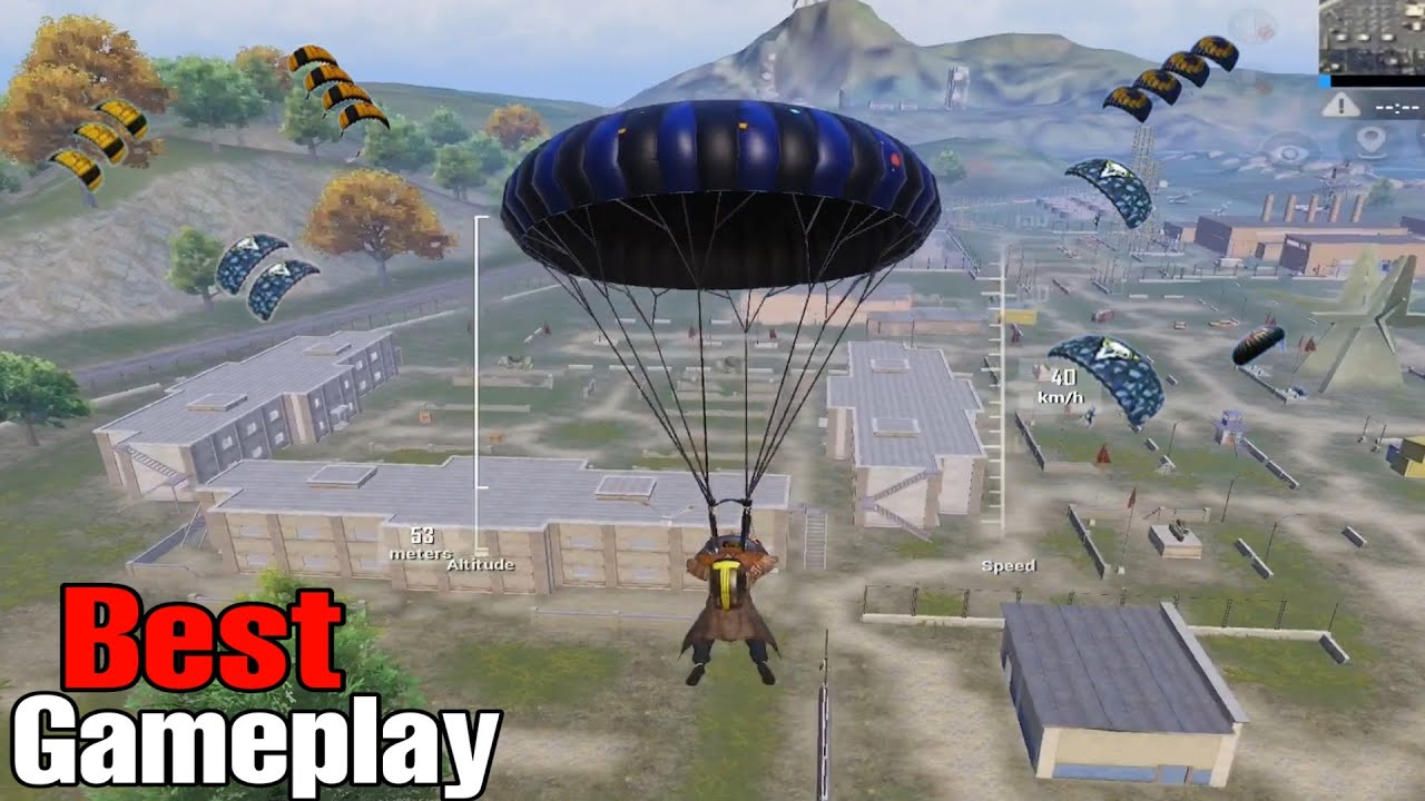 BEST GAMEPLAY TODAY!! | PUBG MOBILE