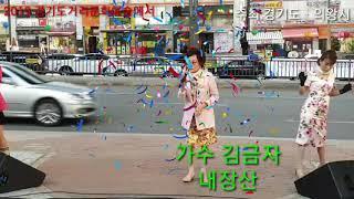 가수 김금자amp내장산원곡 김용임amp 2019 거리예…