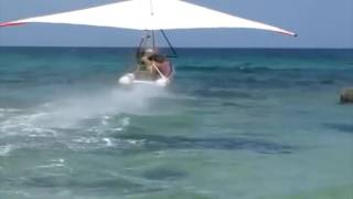 Boat + Airplane + Glider = EXTREME FUN!