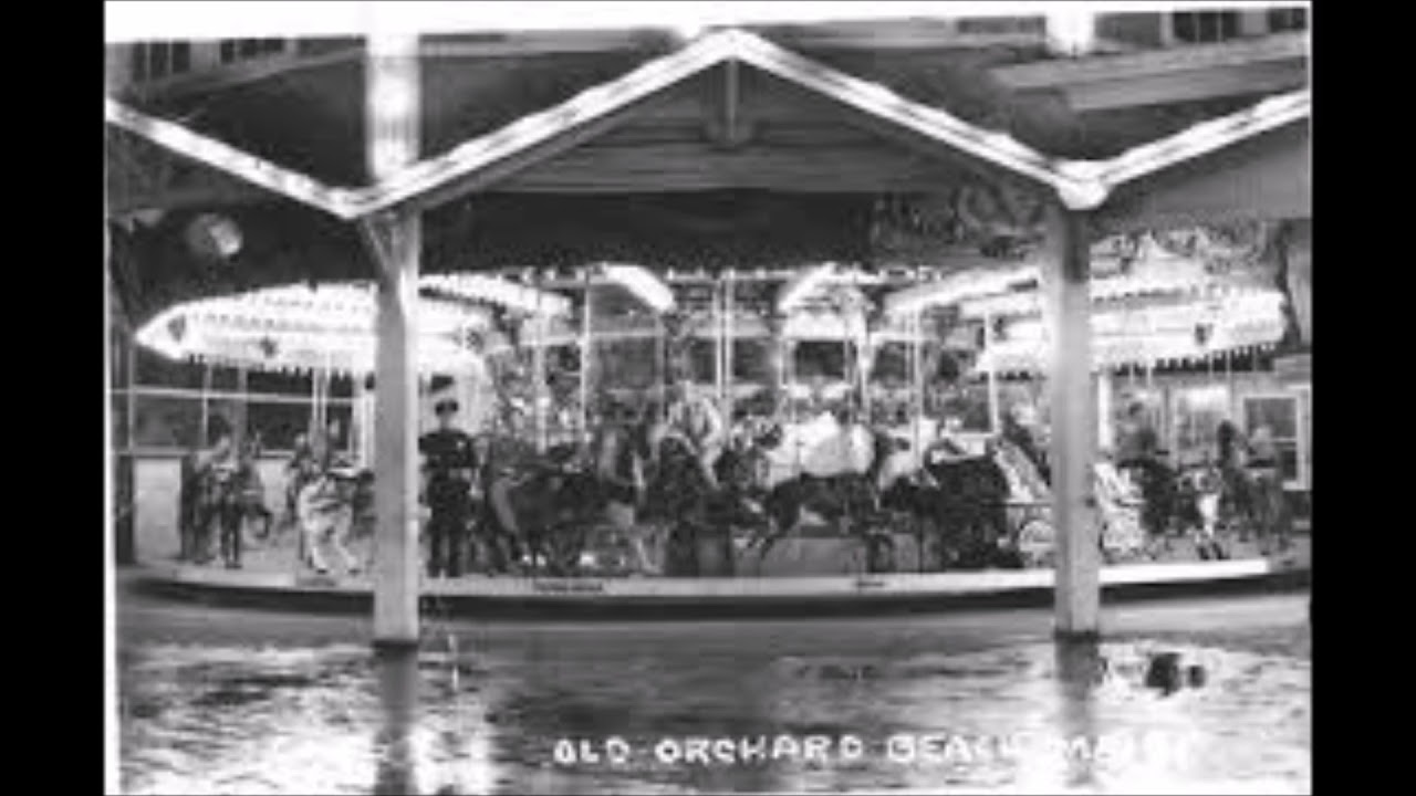 Old Orchard Beach Carousel
