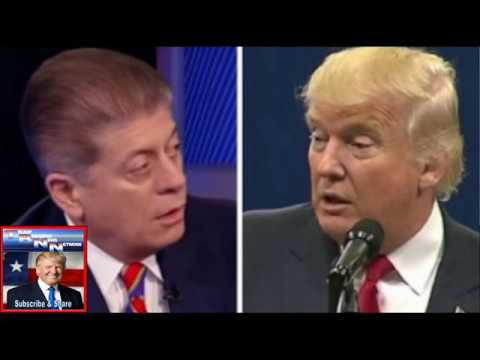 Fox News Pulls Judge Andrew Napolitano Over Controversial Trump Wiretapping Claims