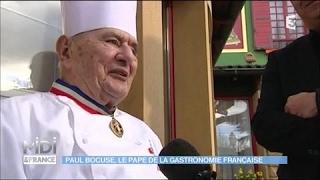 Paul Bocuse : le pape de la gastronomie française