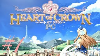 Heart of Crown PC Gameplay Part 1 On an Adventure