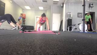 Ass Kickin HIIT Circuits
