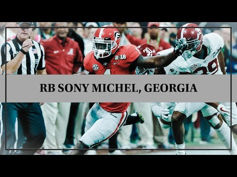 Prospect Central 101 Film Breakdown 12: Sony Michel