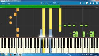 A VIEW TO A KILL_(713250)[Synthesia piano tutorial]