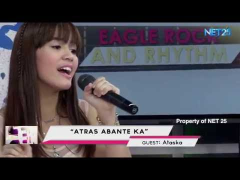 ATASKA NET25 LETTERS AND MUSIC Guesting - EAGLE ROCK AND RHYTHM