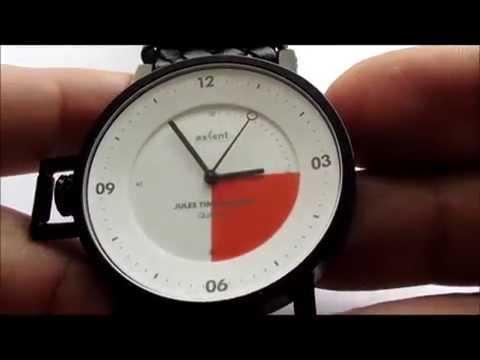 Axcent Of Scandinavia Jules Time Gauge Wrist Watch