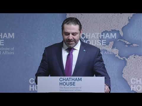 Saad Hariri on Lebanon's Politics, Economy and International Relations