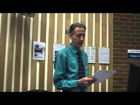 Peter Tatchell lecture- University of Sussex