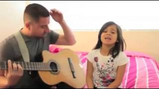 Father And Daughter Sing What 39 S Up What 39 S Going On 4 Non Blondes Awesome