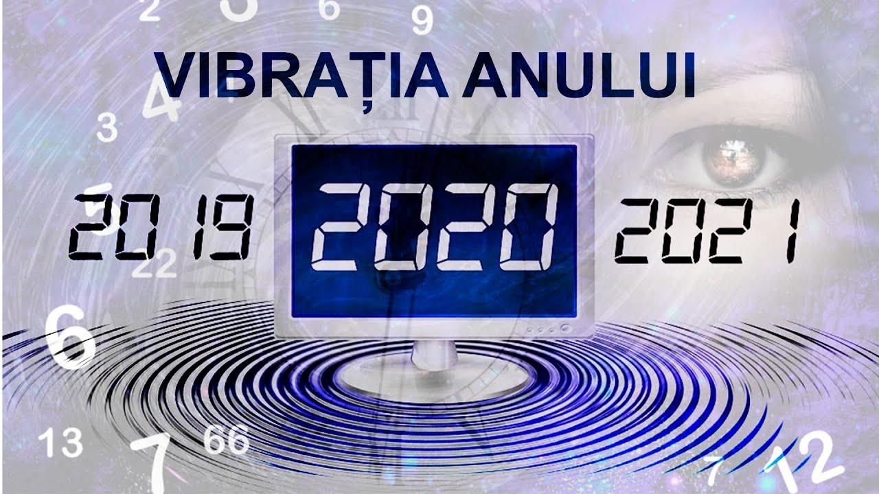 VIBRATIA ANULUI 2020 / CIFRA 4 UN AN  SOLICITANT DAR DE SUCCES