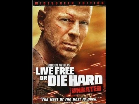 47 Opening To Live Free Or Die Hard 2007 DVD