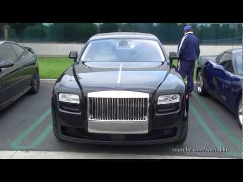 Rolls Royce GHOST Walk Around & Drive
