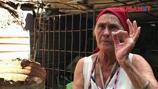 """""""La vivienda me está cayendo arriba"""" – Hermana de uno de los muertos de Mazorra vive en la pobreza"""