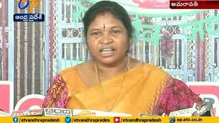 Paderu MLA Giddi Eswari Slams YS Jagan