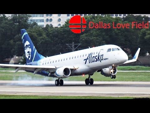 Plane Spotting In Dallas Love Field Airport (KDAL/DAL)