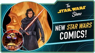 New Star Wars Comics and Bringing Batuu to Life