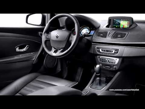 2013 Renault Fluence Interiors and Exteriors